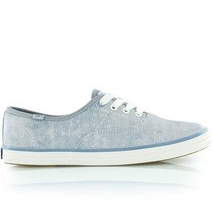 Keds Champion Washed Stripe Sneakers (Size 8.5)